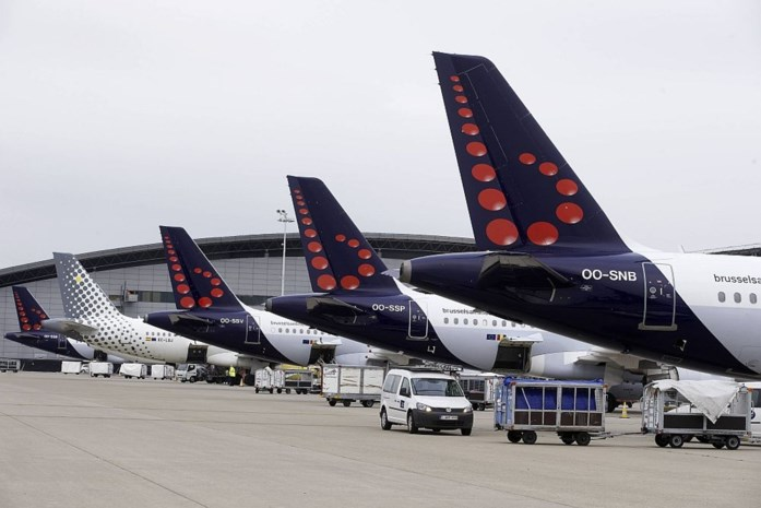 Brussels Airlines schrapt 52 vluchten extra door nationale staking