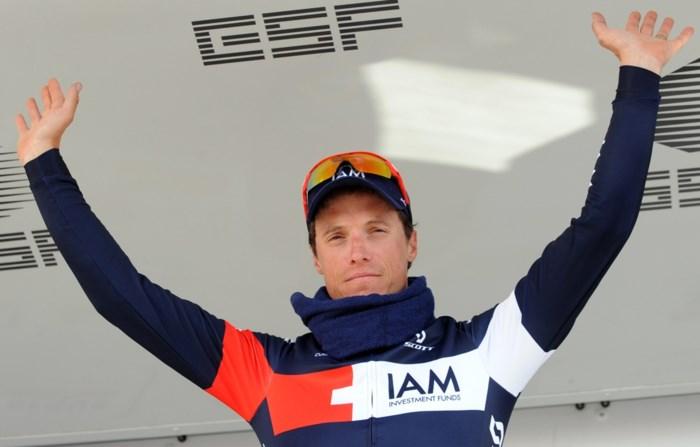 Rik Verbrugghe: 'Meer zege voor IAM Cycling in 2015'