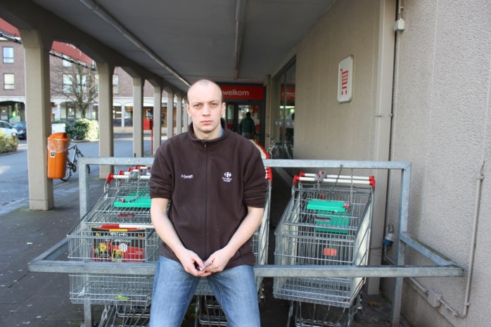 Winkelkar gestolen? GAS-boete