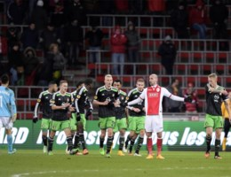 Zwak Standard zoek gespeeld door Feyenoord