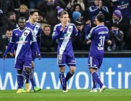 Zware dobber voor Anderlecht, haalbare kaart voor Club in Europa League