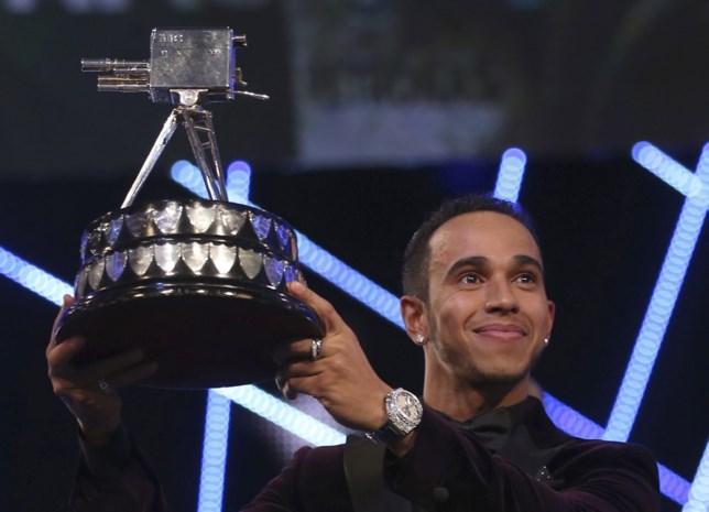 Lewis Hamilton is Britse Sportpersoonlijkheid van 2014