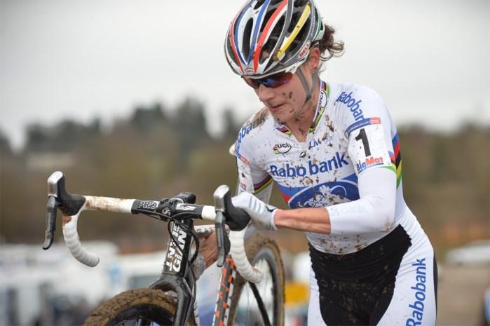 Marianne Vos maakt rentree in Namen