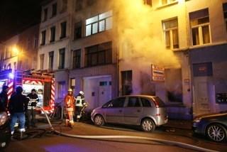Woning loopt rookschade op bij brand