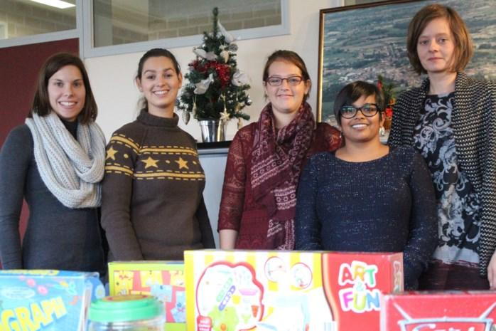 OCMW van Sint-Katelijne-Waver deelt 150 kerstgeschenken uit