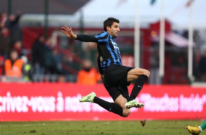 Menegazzo stapt verrassend op bij Club Brugge