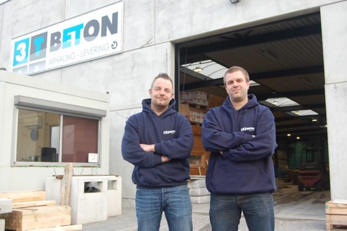 Twee vrienden vinden gat in de markt: prefabbeton