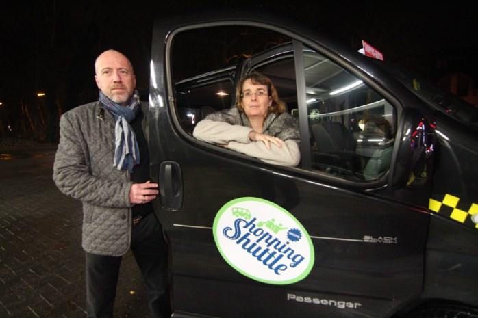 Gratis Shopping Shuttle in Mechelen groot succes