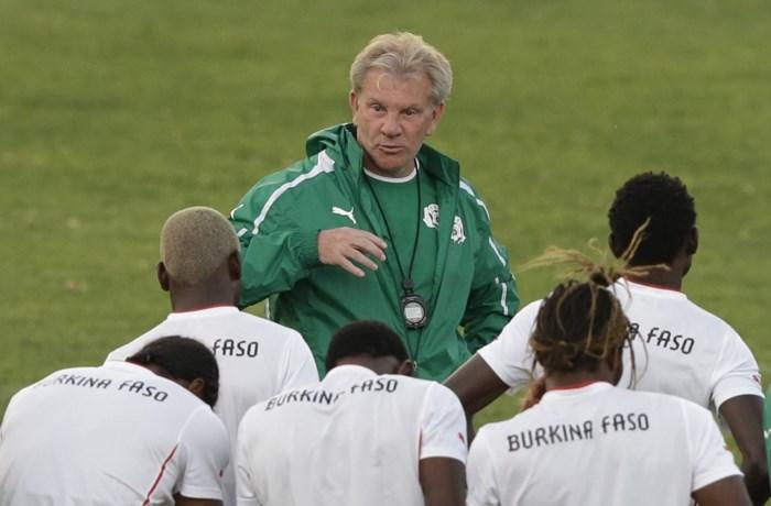 Paul Put heeft voorselectie van Burkina Faso voor Africa Cup klaar