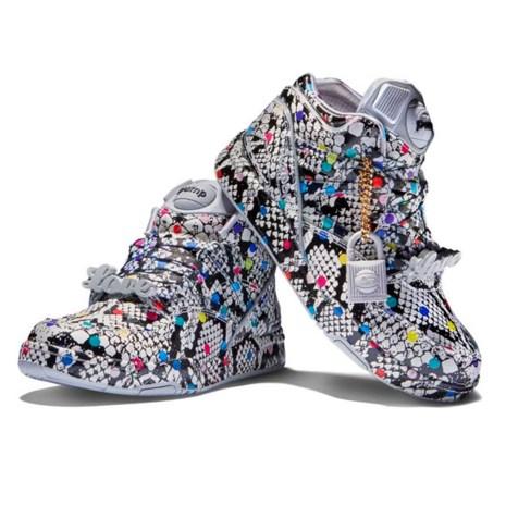 HEBBeDING. Creatieve sneakers