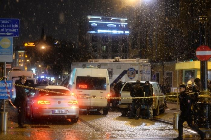 Extreemlinkse groep eist aanslag op politiekantoor in Istanboel op