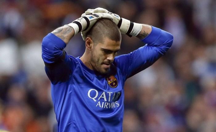 Manchester United strikt ex-doelman van Barcelona
