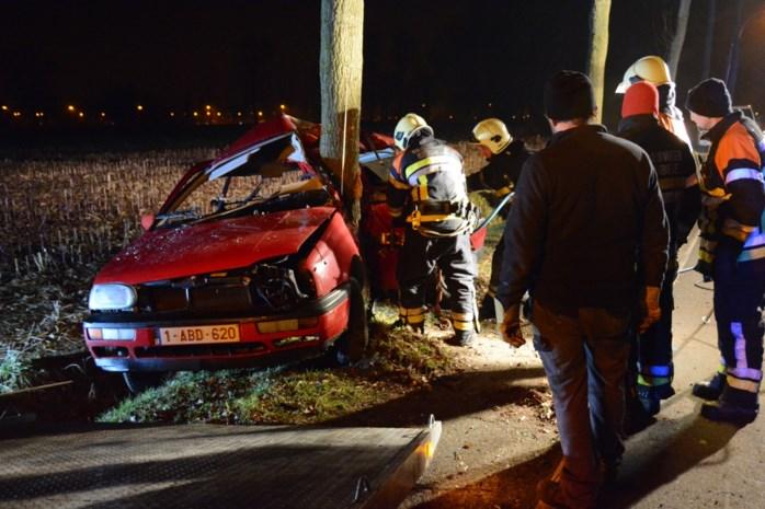 Dodelijk ongeval Kruibeke: wagen reed aan hoge snelheid