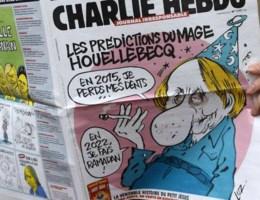 Net vandaag brengt Charlie Hebdo themanummer over schrijver die Frankrijk aan islam onderwerpt