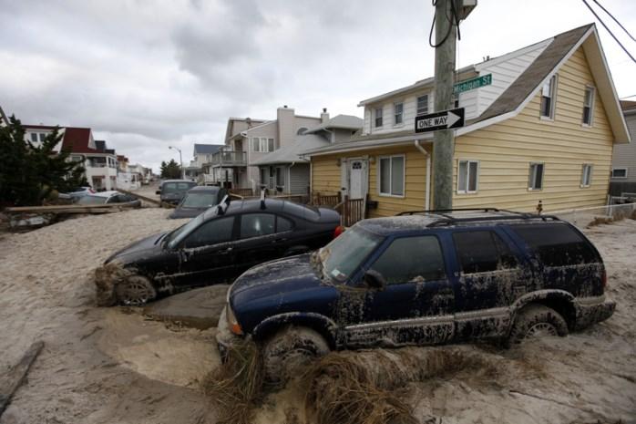 Minder schade door natuurrampen in 2014