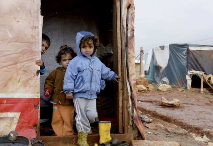Aantal vluchtelingen bereikt treurig hoogtepunt
