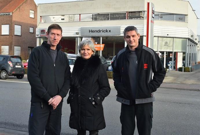 Garage Hendrickx stopt na 25 jaar met verkoop van Seats