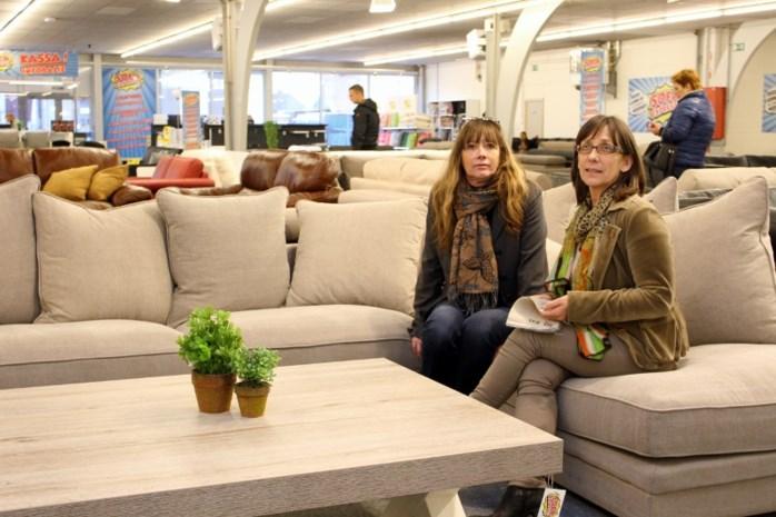 Home Market maakt plaats voor SofaExpress.be