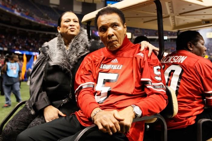 Muhammad Ali niet meer in ziekenhuis
