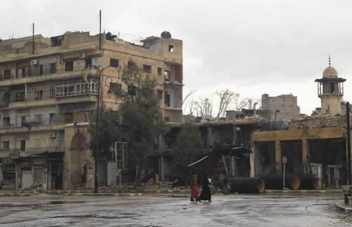 OPCW: 'Vrijwel zeker chloorbommen ingezet in Syrië'