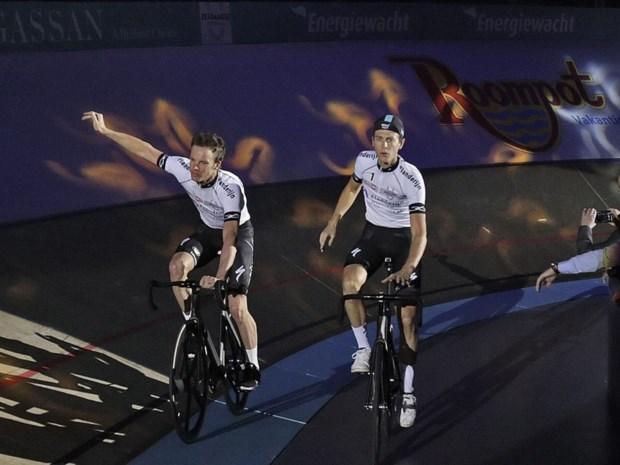 Keisse en Terpstra winnen derde jaar op rij in Rotterdam