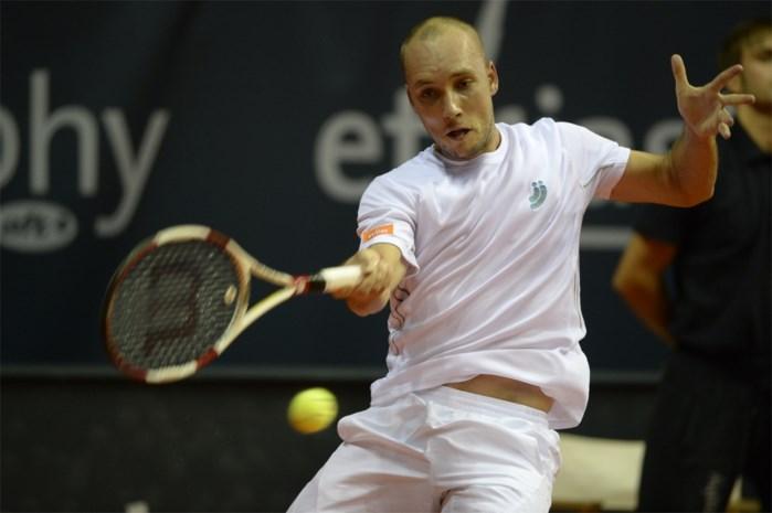 Steve Darcis vlot naar kwartfinales Challenger Nouméa