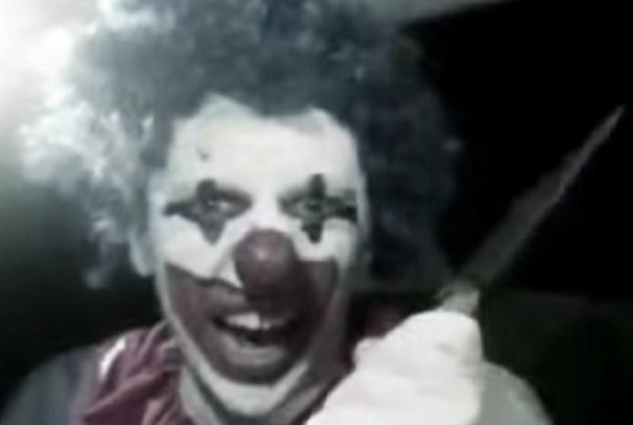 Gewelddadige 'crimi-clowns' slaan opnieuw toe