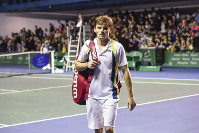 Goffin in kwartfinales Chennai tegen Oostenrijker