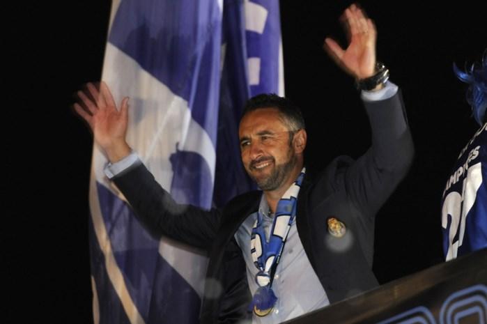 Portugees is nieuwe coach Olympiakos
