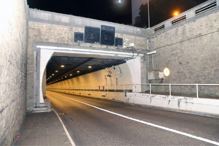Nog geen slimme camera's in Waaslandtunnel
