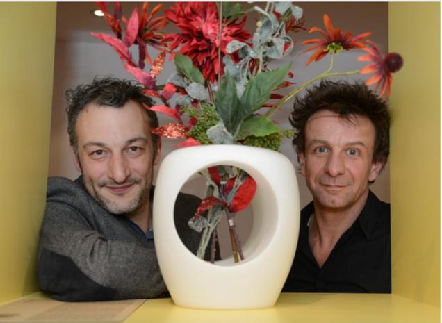 Antwerpenaars ontwerpen vaas zonder water