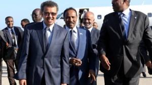 Eerste internationale top in 20 jaar in Somalië