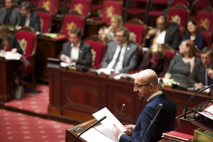 Charles Michel: 'Senaat kan rol spelen bij beleid tegen radicalisering'