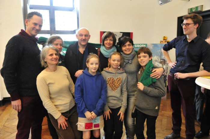 11.11.11-comité wint Groene Sjaal