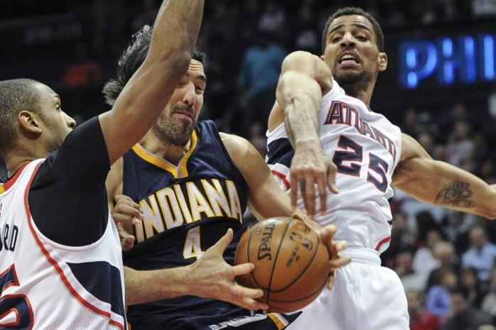 Knicks winnen weer, Hawks blijven imponeren