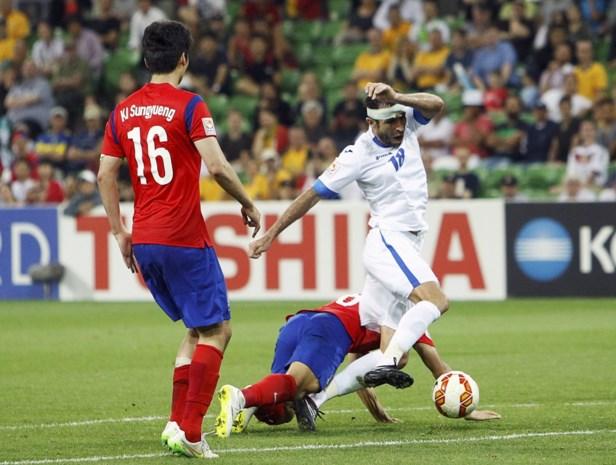 Zuid-Korea eerste halvefinalist op Asian Cup