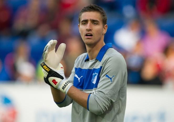 Werder Bremen bevestigt komst Koen Casteels