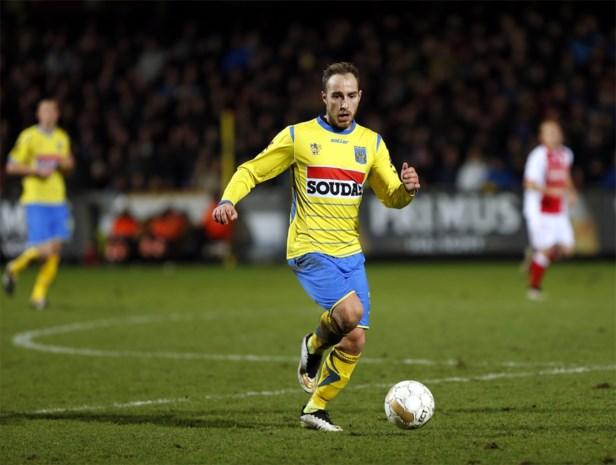 Westerlo verlengt contract van Lecomte tot 2017