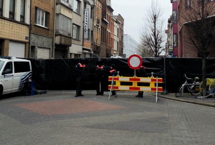 Politie houdt reconstructie van afrekening aan Stuivenberg
