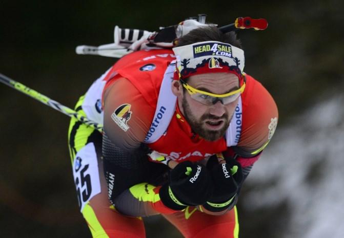 Michael Rösch wordt 51e in 10 km sprint in Antholz
