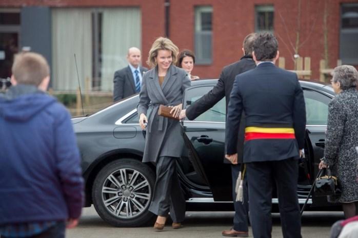 Terreurdreiging houdt koningin Mathilde weg van grote publiek