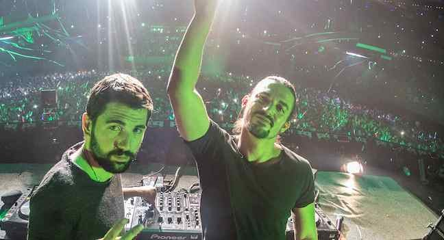 Dimitri Vegas & Like Mike naar Tomorrowland Brasil én Grammy's