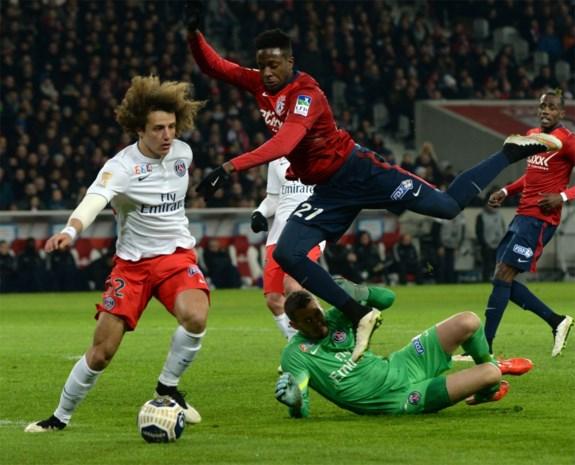 PSG voorbij Lille naar finale Coupe de la Ligue