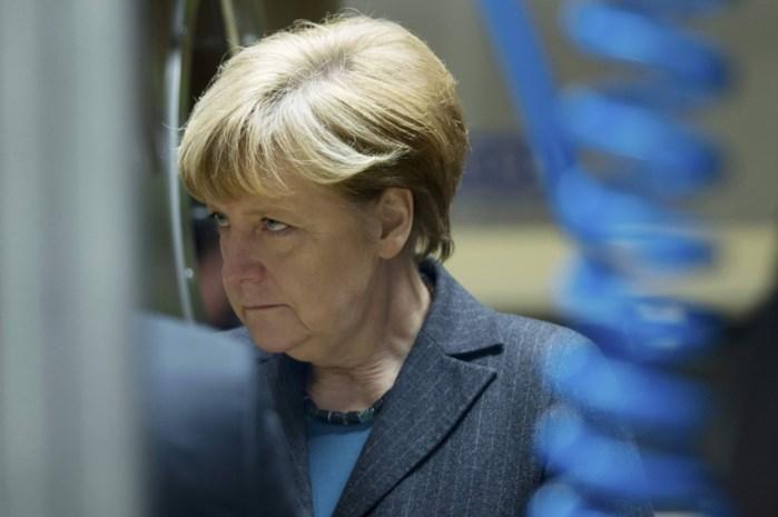 Merkel rekent op maandenlange gesprekken met Athene