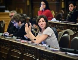 Maya Detiège neemt getrouwen van Patrick Janssens op de korrel