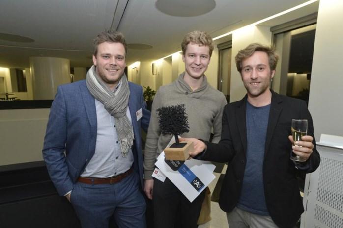 Tool om verkeersborden aan te vragen is beste Antwerpse app