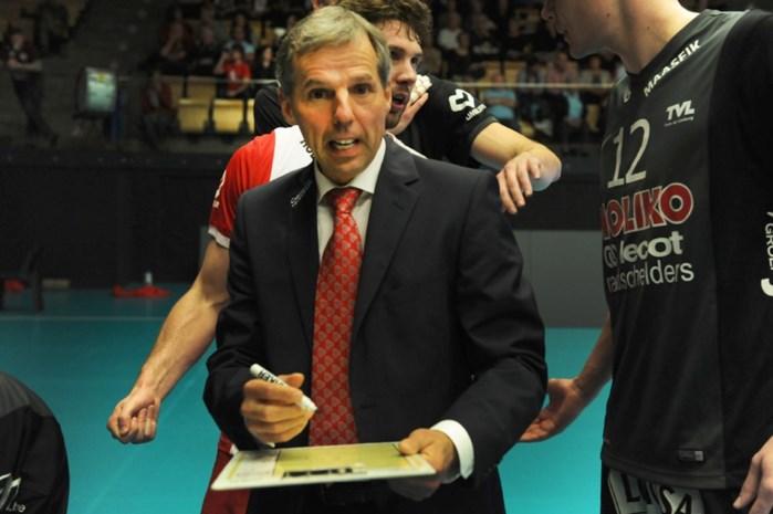 Noliko Maaseik ontslaat coach Verstraeten