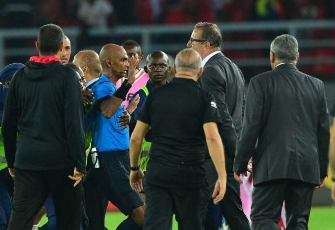 Africa Cup 2015: Blunderende ref voor zes maanden geschorst