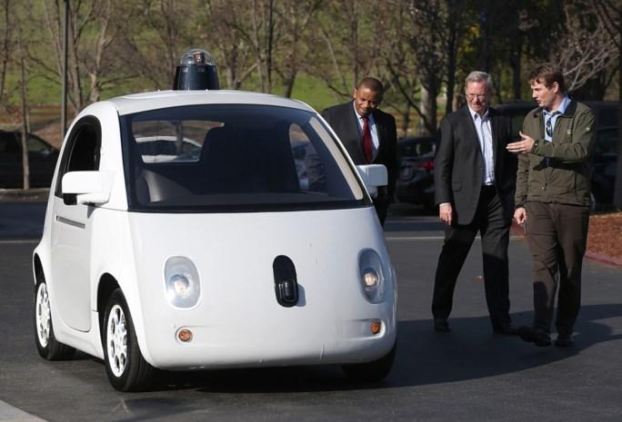 'Google gaat strijd aan met Uber'