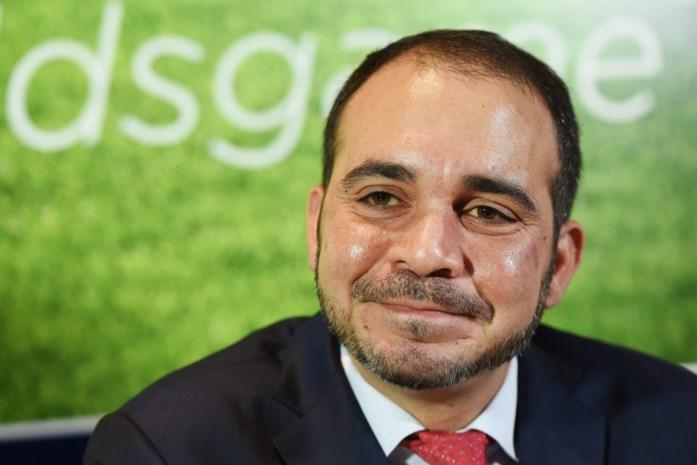 Jordaanse prins wil publiek debat met tegenkandidaten FIFA-voorzitterchap